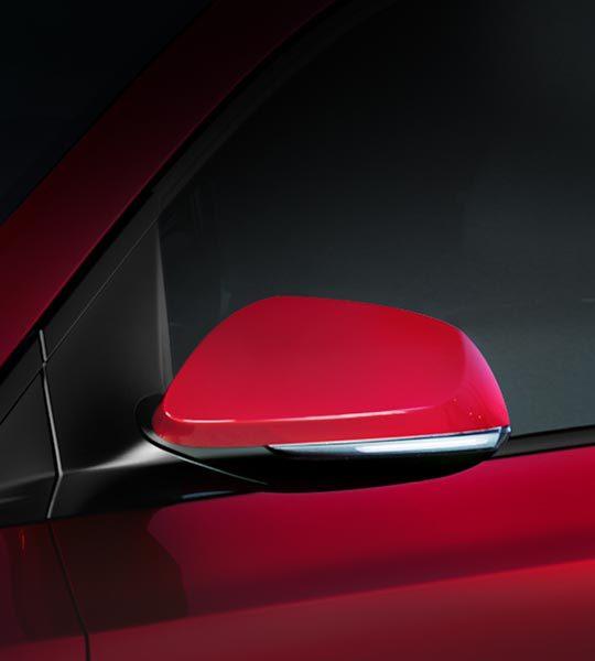 LED pokazivači smjera u retrovizorima na vratima